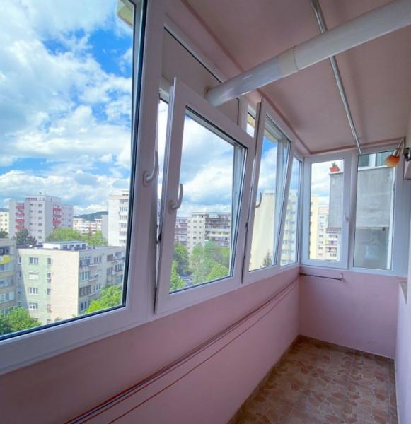 Apartament 2 camere, decomandat, etaj intermediar, cartier Manastur