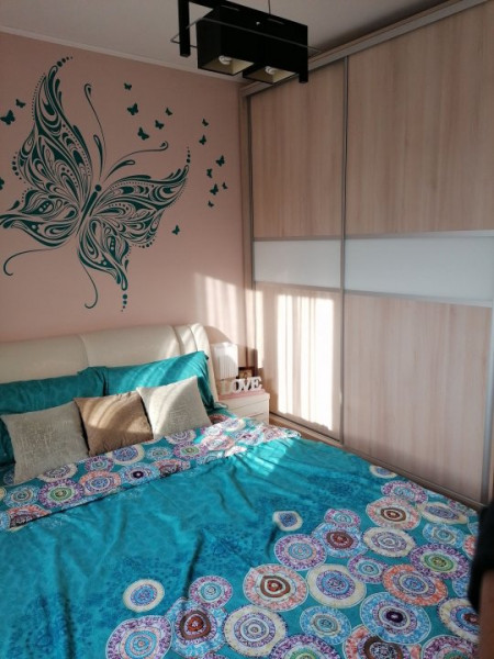 Apartament 3 camere, mobilat si utilat, cartier Manastur.