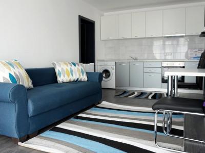 Apartament 2 camere, prima inchiriere, parcare, Borhanci.