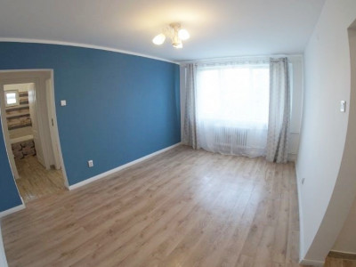 Apartament 2 camere, renovat, zona Hotel Royal, cartier Gheorgheni.