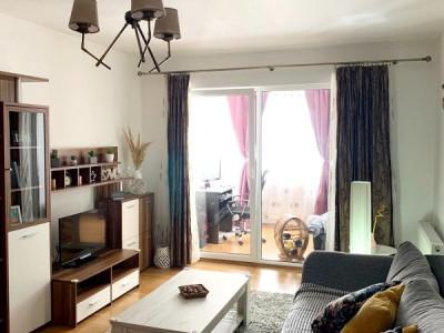 Apartament 2 camere, decomandat, mobilat si utilat la cheie, Floresti.