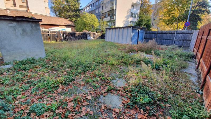 Teren Constructii, cartierul Gheorgheni