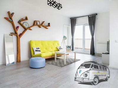 Apartament 2 camere, parcare subterana, zona Calea Turzii