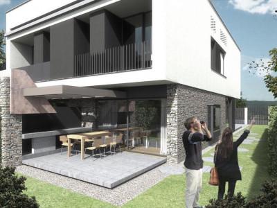 Duplex, zona Voronet