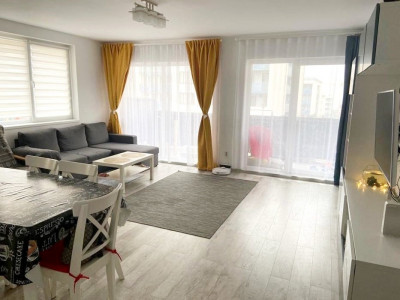 Apartament 3 camere, mobilat si utilat, Andrei Muresanu