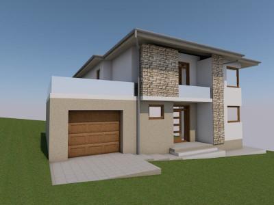 Casa noua individuala, Feleacu