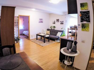 Apartament 2 camere, parcare, imobil nou, zona strazii Campului