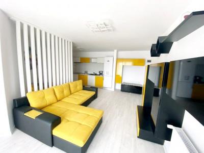 Apartament 2 camere, etaj intermediar, bloc nou, Gheorgheni