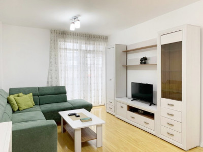 Apartament 2 camere, finisat si mobilat, zona Donath Park