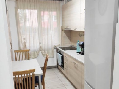 Apartament 2 camere, finisat si mobilat, cartier Gheorgheni.