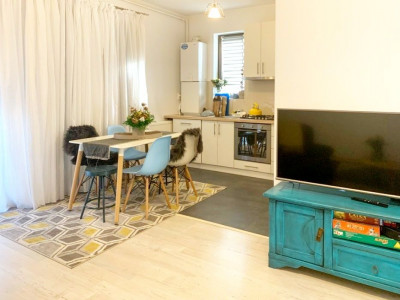 Apartament 3 camere, mobilat si utilat, zona strazii Eugen Ionesco.