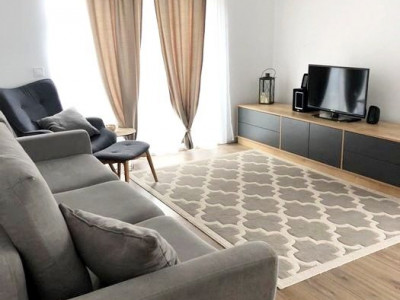 Apartament 2 camere, gradina si parcare, cartier Borhanci.
