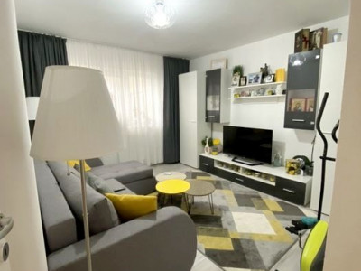 Apartament 2 camere, etaj intermediar, cartier Manastur.