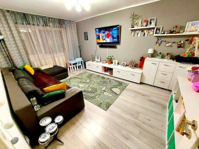 Apartament 3 camere, decomandat, etaj intermediar, Calea Manastur