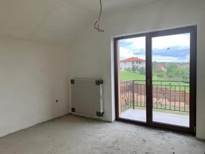 Casa individuala, 750 mp teren, strada privata, cartier Borhanci.