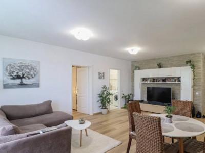 Apartament 2 camere, mobilat si utilat, parcare, cartier Borhanci.
