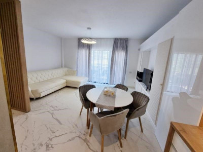 Apartament 2 camere, mobilat si utilat, zona Borhanci.