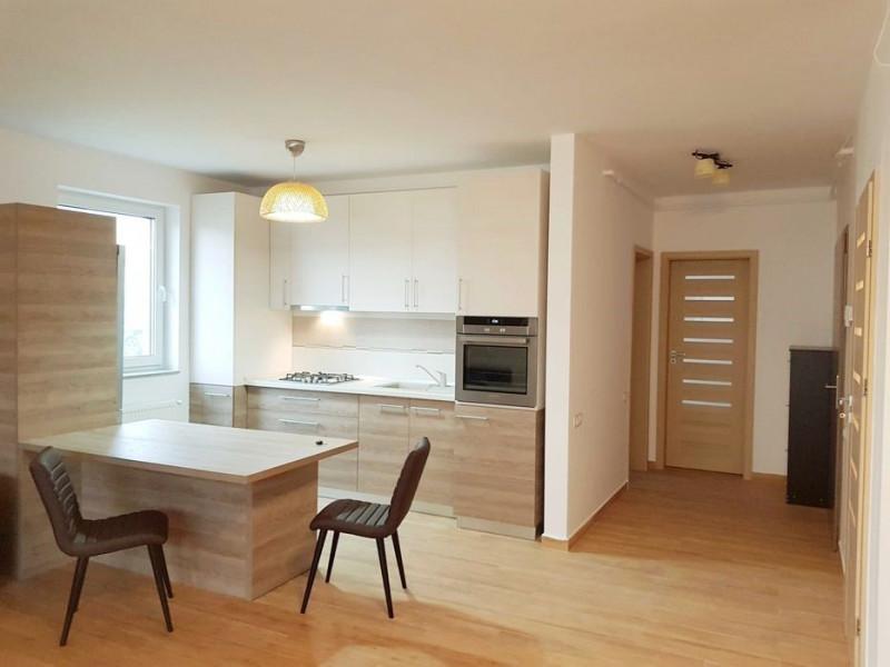 Apartament 2 camere, parcare, cartier Borhanci.